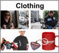 Triumph clothing